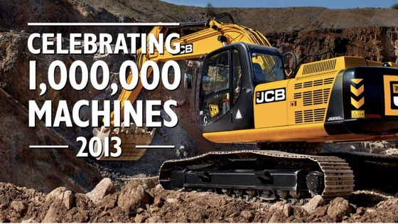 JCB graphic.