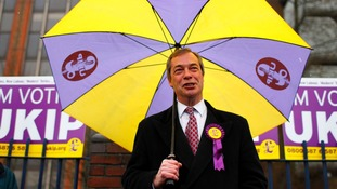 UKIP surge to 22% of vote in latest ComRes Poll
