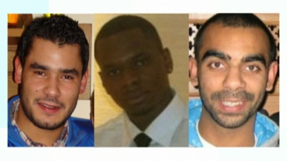 3 men jailed in Dubai