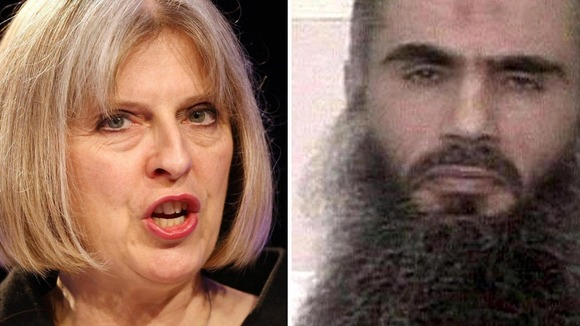 Home Secretary Theresa May was called to Parliament to answer an urgent question on the deportation of Abu Qatada
