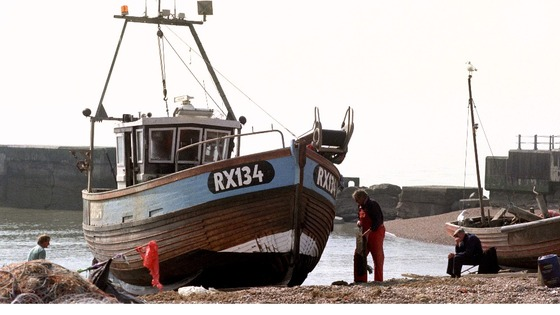 Hastings fishermen quota