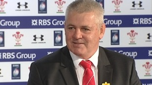 Gatland will miss Wales' summer tour