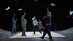 The Kite Runner is a co-production between Nottingham Playhouse and Liverpool Everyman and Playhouse