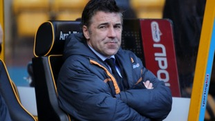 It took Dean Saunders ten games before he won his first as Wolves manager
