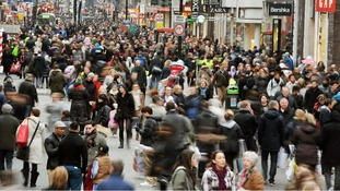 Britain is set to be the Western world's most ethnically diverse nation after 2050.
