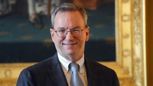 Google boss Eric Schmidt has declared that YouTube has overtaken TV