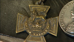 War hero's Victoria Cross sells at auction for £220,000