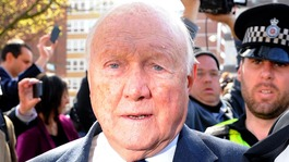 BBC broadcaster Stuart Hall