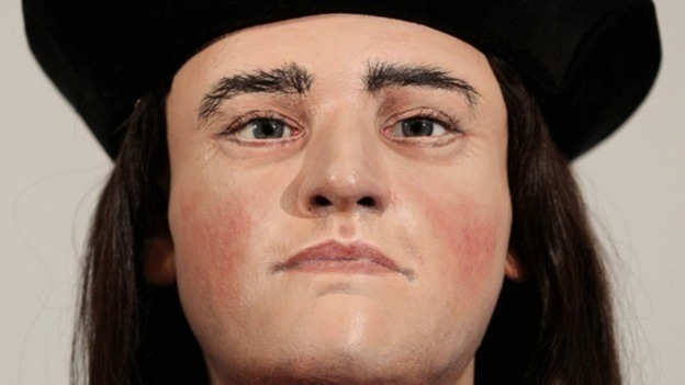 This is what King Richard III may have looked like.