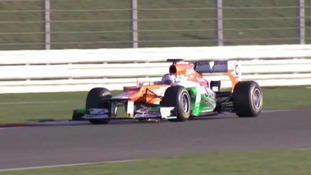 Silverstone-based Force India involved in Bahrain bomb scare
