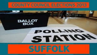 Election 2013: Suffolk County Council results
