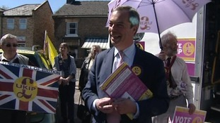 Essex turns to UKIP in county elections