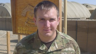 Ministry of Defence name British soldier killed in Afghan blast