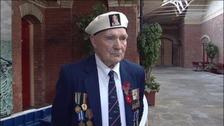 Arctic convoy veteran awarded medal