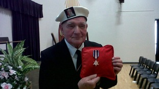 John Ramsey, British Navy veteran
