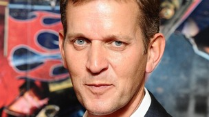 TV presenter Jeremy Kyle.