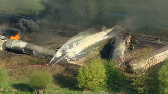 One person died and 33 more were injured after the train derailed in Ghent, Belgium.