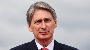 Defence Secretary Philip Hammond said he had been 'shocked' by the allegations about Nigel Evans.