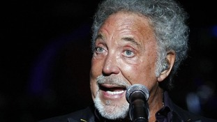 Singer Sir Tom Jones says acting is more difficult than his role on The Voice