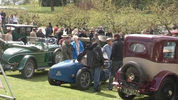 Dream Classic Car Classic Car Lovers Dream