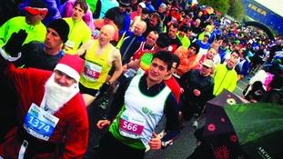 Thousands expected at Milton Keynes Marathon