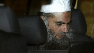 Abu Qatada leaves the Special Immigration Appeals Commission