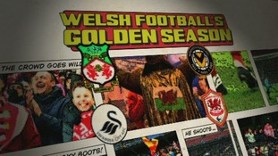 Graphic: Welsh Football's Golden Season