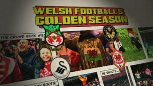 Graphic: Welsh Football&#x27;s Golden Season 