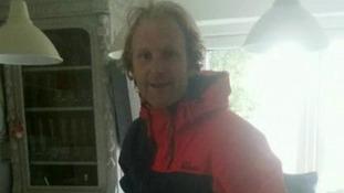 Waterskiing instructor Charlie Toogood