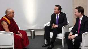 China wants 'concrete measures' from Britain over Cameron's Dalai Lama meeting