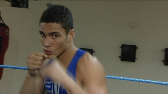 Ogogo beat Georgian Jaba Khositashvili on countback