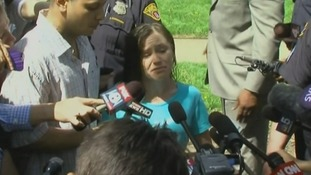 Beth Serrano, the sister of Ohio kidnap victim Amanda Berry.