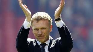 Everton Manger David Moyes is the bookmakers favourite to succeed Sir Alex and take charge of the club from next month
