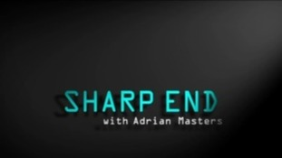 Sharp End title