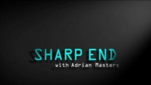 Sharp End title