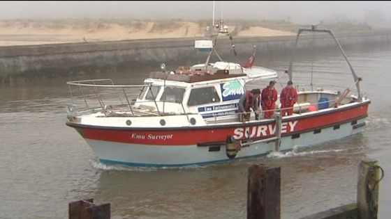 A small village in Suffolk was once a thriving port