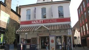 Theatre, Maidstone, Hazlitt