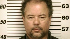 Ariel Castro, 52, is shown in this Cuyahoga County Sheriff's Office booking photo.