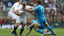 Tom Youngs made his debut for England this season.