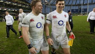 Tom Youngs (left) has established himself as an England regular this season