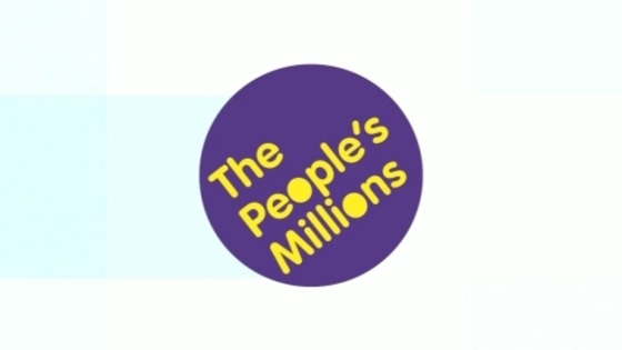 The People&#x27;s Millions logo