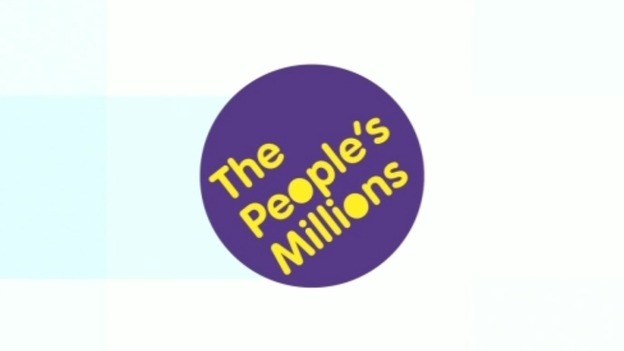 The People's Millions logo