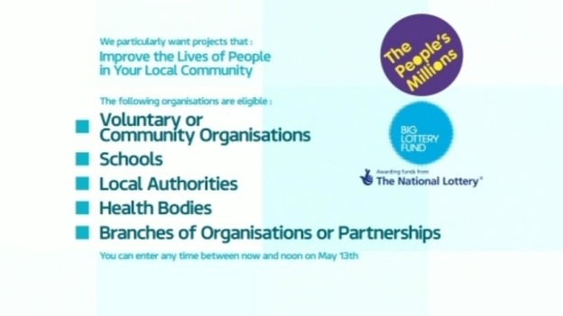 List of eligible organisations