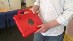 Swansea Metropolitan University team designs iPad accessory for children with neurological conditions