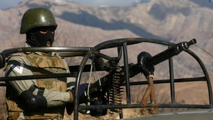 The Pakistani army have attempted to restore stability ahead of the elections