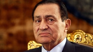 Hosni Mubarak has appealed against a life sentence.
