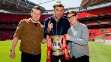 Reverend and the Makers will perform the winning track at Wembley today