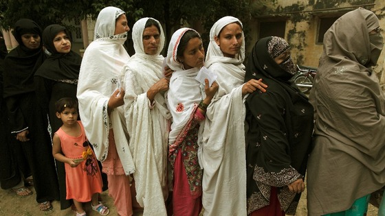 Violence has cast a shadow over Pakistan's milestone election