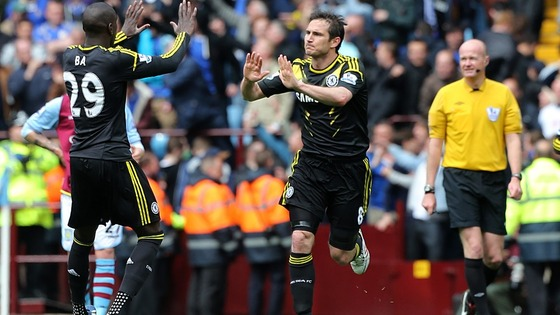 Frank Lampard is now the highest scoring player in Chelsea&#x27;s history 