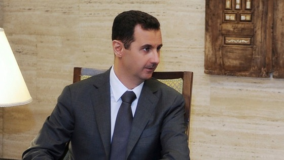 Bashar al-Assad 